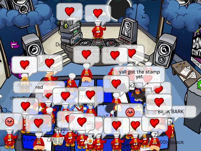 hearts club